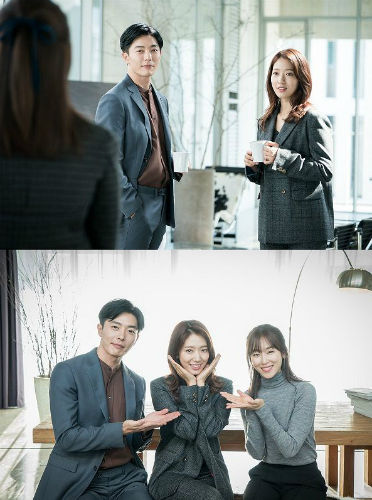 [SBS Star] Park Shin Hye's Special Cameo Role in 'Temperature of Love' Today!