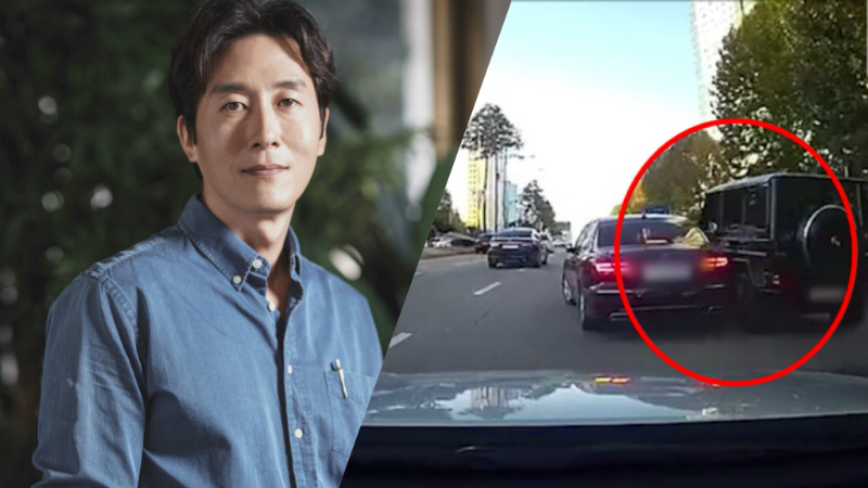 [SBS Star] VIDEO: Black Box Footage of Actor Kim Joo Hyuk's Car Accident Released