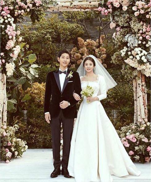 [SBS Star] Song-Song Couple's Scenary at Honeymoon