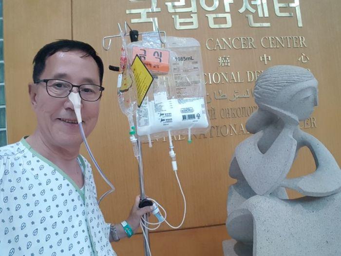 [취재파일] '말기 암' 자원봉사자가 말하는 삶과 죽음, 그리고 희망3