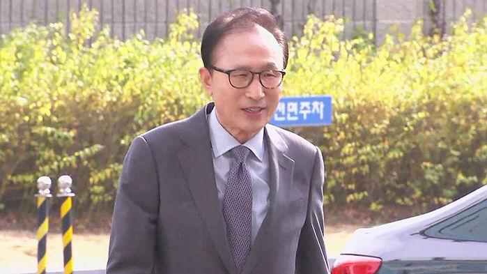 이명박 전 대통령