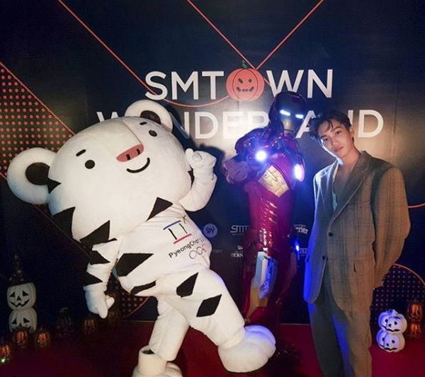 EXO's SUHO, Unofficial Ambassador for the Winter Olympics?