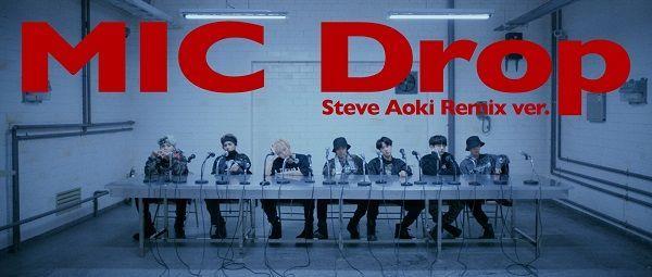 [SBS Star] BTS 'MIC Drop' Remix Release Date Nov.17 → Nov. 24
