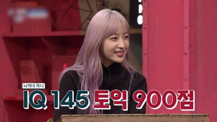 EXID's HANI Reveals Her IQ and English Test Score