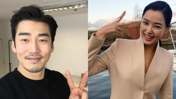 기사 대표 이미지:[SBS Star] Yoon Kye-sangs Witty Response at Question about Lee Honey