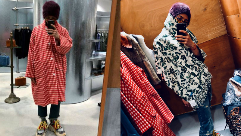 기사 대표 이미지:[SBS Star] Fashionista G-DRAGON Defines Avant-Garde While Shopping