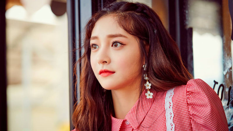 기사 대표 이미지:[SBS Star] Kyulkyung Leaving PRISTIN? Agency Denies the Rumor