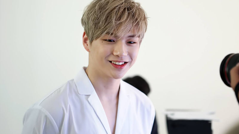 기사 대표 이미지:[SBS Star] Kang Daniel Shares about Starring in Davichis Music Video