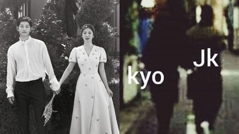 기사 대표 이미지:[SBS Star] Song Joong-ki ♥ Song Hye Kyo Spotted in Japan!