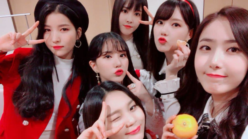 기사 대표 이미지:[SBS Star] GFRIEND to Kick off First-ever Asia Tour Since Debut