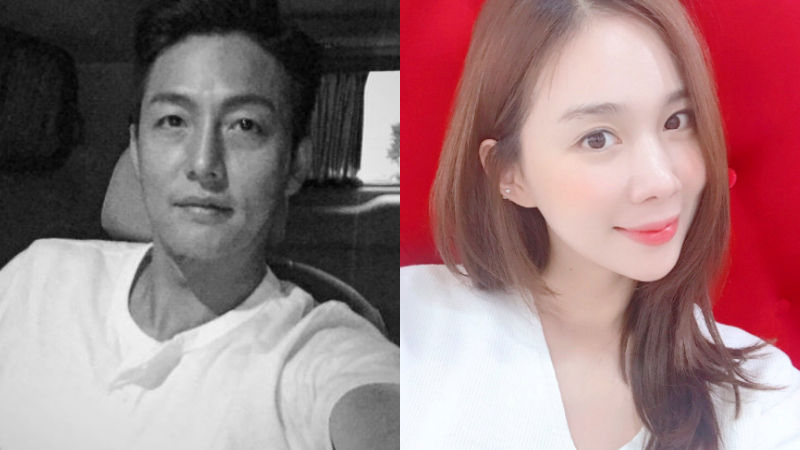 기사 대표 이미지:[SBS Star] Lee Jung Jin Confirms Relationship with Former 9muses Member Euaerin