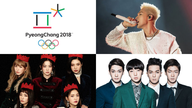 기사 대표 이미지:[SBS Star] K-pop Stars are Ready for the 2018 PyeongChang Winter Olympics!