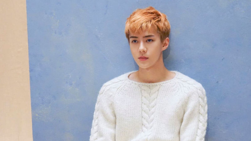 기사 대표 이미지:[SBS Star] EXOs SEHUN is Confirmed to Star in Upcoming Movie