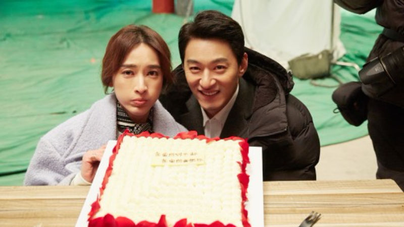 기사 대표 이미지:[SBS Star] A Korean-Chinese Couple Joo Jin Mo and Zhang Lis Breakup