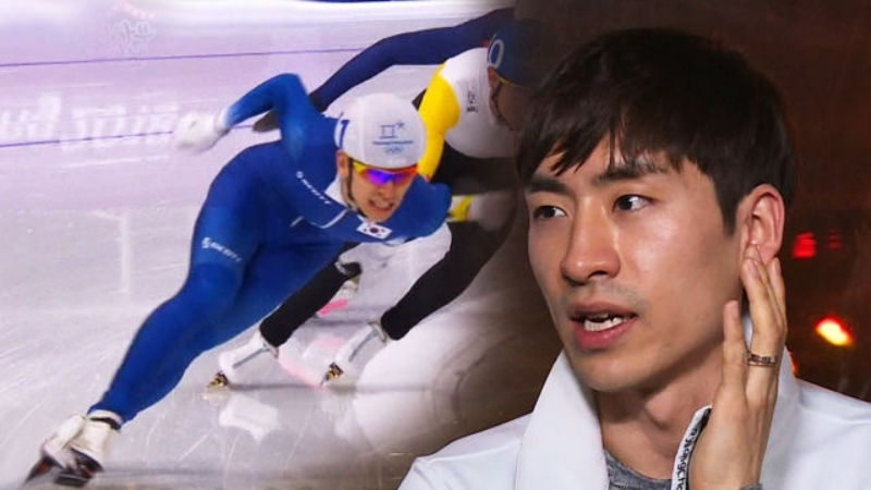 기사 대표 이미지:[SBS Star] VIDEO: Speed Skater Lee Seung-hoon in Master in the House!