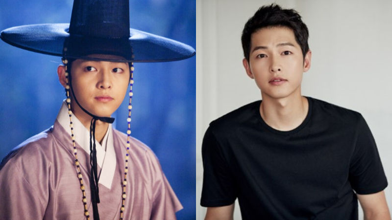 기사 대표 이미지:[SBS Star] Song Joong Kis Comeback with a Historical Drama?