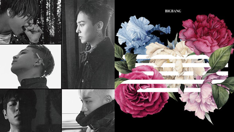 기사 대표 이미지:[SBS Star] BIGBANG Sends a Love Letter to Its Fans via Flower Road