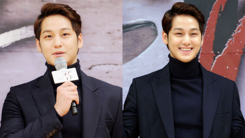 기사 대표 이미지:[SBS Star] Kim Beom to Serve the Mandatory Duty as a Public Service Worker