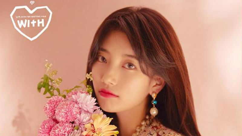 기사 대표 이미지:[SBS Star] Suzy to Hold Her First-ever Fan Meeting Around Asia