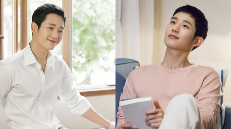 기사 대표 이미지:[SBS Star] VIDEO: What Are Jung Hae Ins Day & Night Like?
