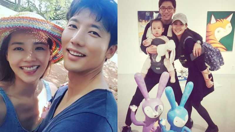 기사 대표 이미지:[SBS Star] Eugene & Ki Tae Young Are Expecting Their Second Child!