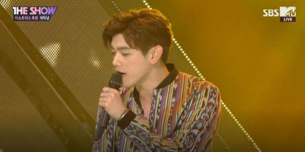 SBS Star] VIDEO: Eric Nam 'Honestly' Tells His Feelings