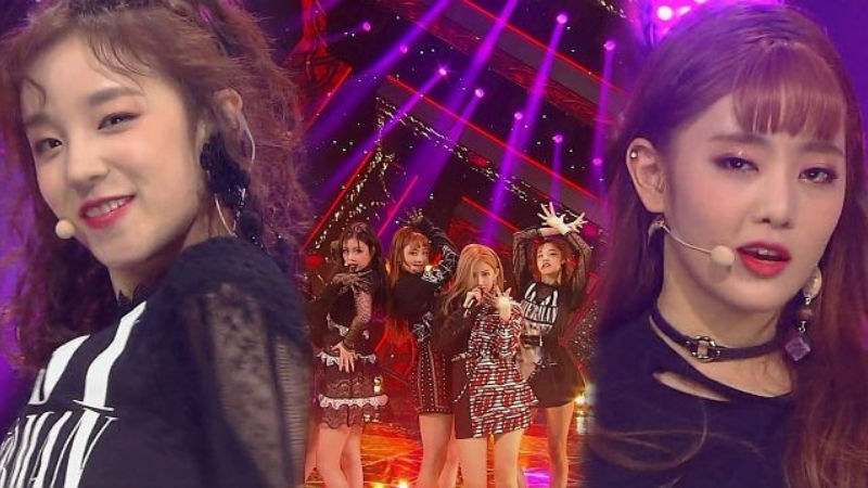 기사 대표 이미지:[SBS Star] VIDEO: LATATA! (G)I-DLE Burns the Stage