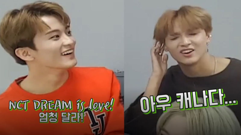 기사 대표 이미지:[SBS Star] NCT DREAM Shows Why We Should Not Use Konglish in Front of a Native Speaker