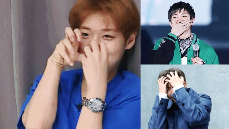 기사 대표 이미지:[SBS Star] The Funny Moment of Male Idols Cringing at Their Own Aegyo