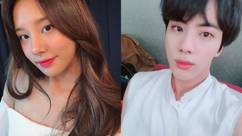 기사 대표 이미지:[SBS Star] LABOUM SOLBIN Apologizes for Abruptly Calling BTS JIN During Livestream