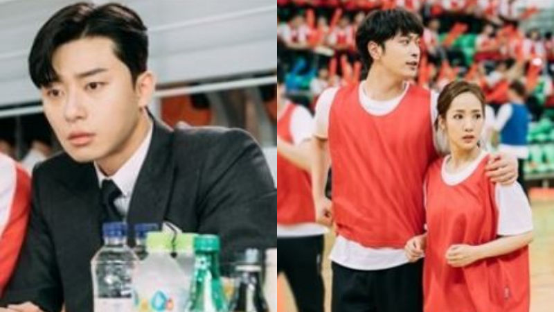 기사 대표 이미지:[SBS Star] Park Seo Juns Eyes Are On Fire from Extreme Jealousy!