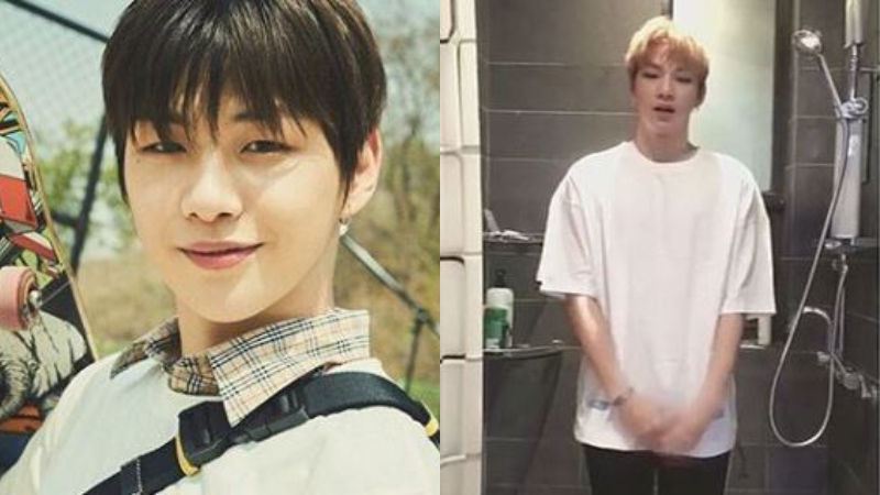 기사 대표 이미지:[SBS Star] Kang Daniel Gives Support for the ALS Ice Bucket Challenge
