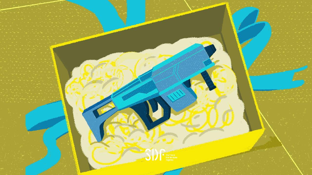 장난감 총