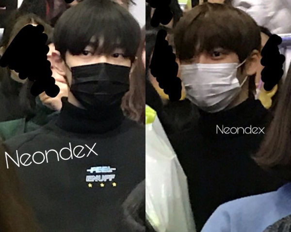 SBS Star] New SM Male Trainees Spotted at NCT 127's Concert - BLOSSOM