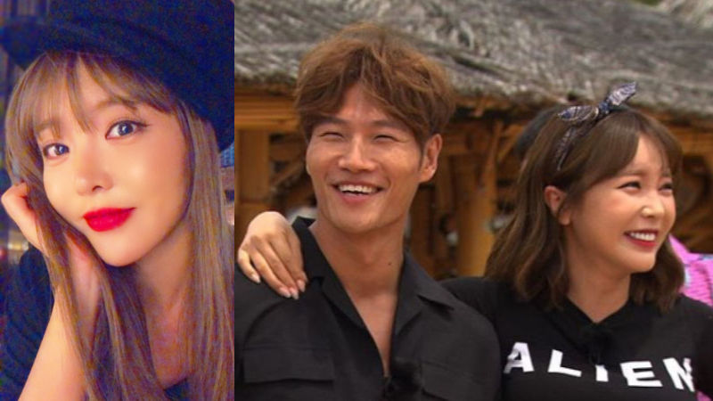 기사 대표 이미지:[SBS Star] Hong Jin Young Clarifies Her Relationship with Kim Jong-kook