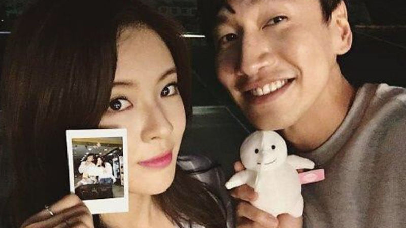 기사 대표 이미지:[SBS Star] Lee Kwang Soo Reveals Why He Opened Up About His Relationship with Lee Sunbin