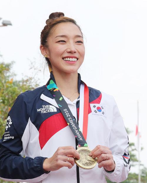 김자인 선수