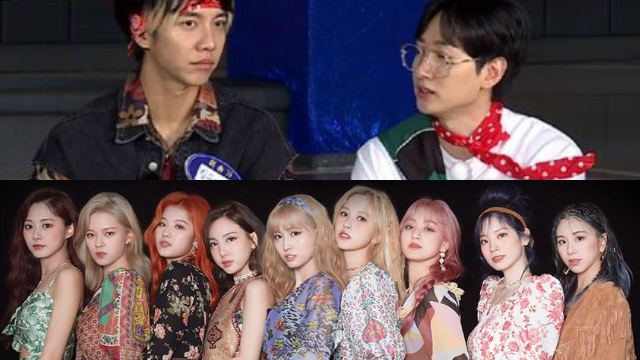 기사 대표 이미지:[SBS Star] EunHyuk Shares that Lee Seung Gi Expressed His Interest in TWICE in the Military