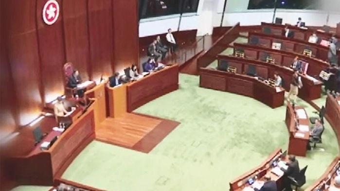 홍콩보안법