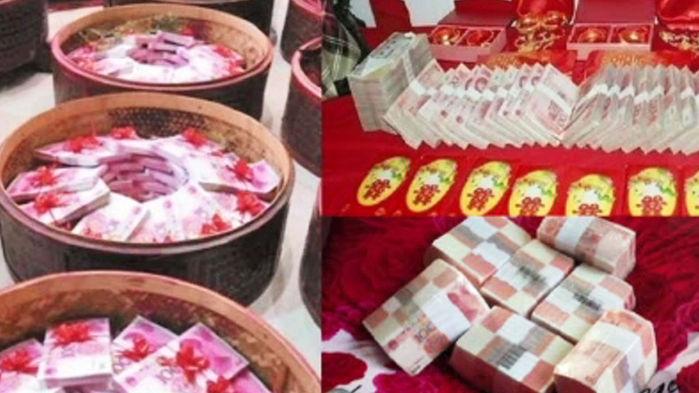 중국 결혼지참금 갈등