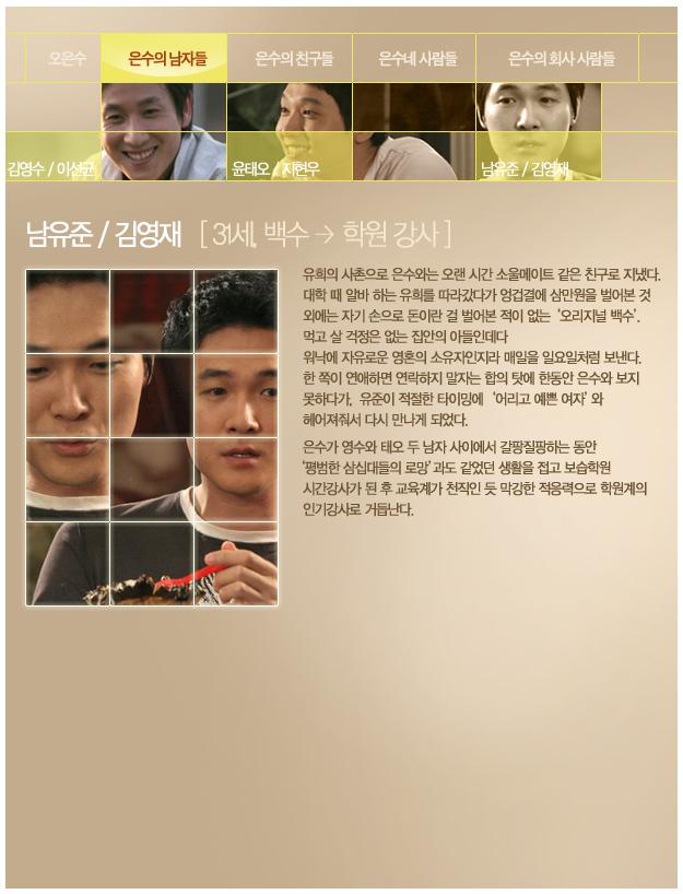 [SBS 2008] My Sweet Seoul | 달콤한 나의 도시 | Thành phố ngọt ngào - Choi Kang Hee, Ji