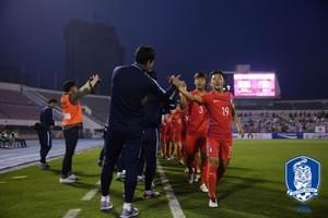 U-19 대표팀, 챔피언십 예선 대진표 확정