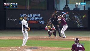 [KBO] '김지수 10회 결승타' 넥센, NC에 역전승
