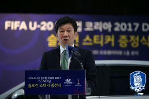 정몽규 축구협회장, '위기의 한국 축구' 오늘 입장표명