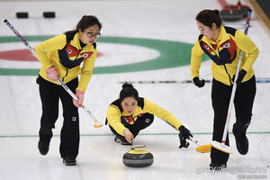 여자컬링, 세계선수권 6위…플레이오프 진출 좌절