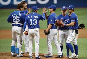 '1라운드 탈락' 한국 야구, WBSC 세계랭킹 3위 유지