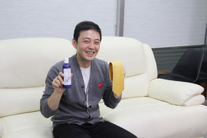 정우영 캐스터, '기부박수 337' 캠페인 동참