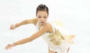 피겨 임은수, 세계 주니어 대회서 4위…개인 최고점 경신