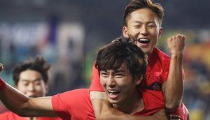 U-20 축구대표팀, 4개국 대회서 온두라스에 3-2 승리