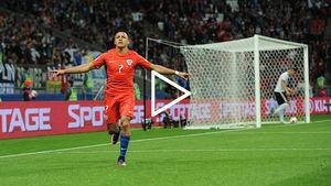 [컨페더레이션스컵] 독일 vs 칠레 하이라이트